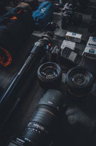 photography-equipment